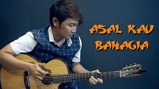 Video (Armada) Asal Kau Bahagia - Nathan Fingerstyle | Guitar Cover MP3, 3GP, MP4, WEBM, AVI, FLV November 2018
