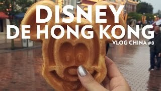 Dehong China  city pictures gallery : DISNEYLAND de HONG KONG | HONG KONG - CHINA VLOG #08 Torrada Viaja