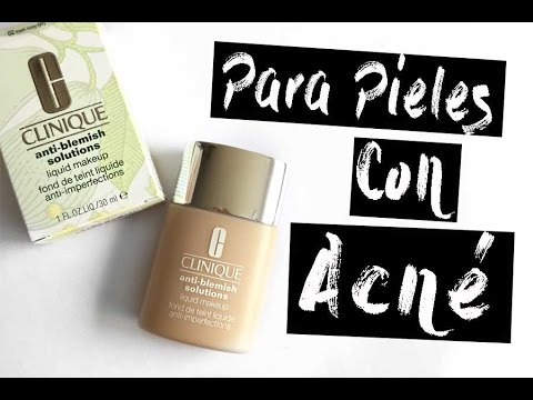 Reseña De La Base Clinique Anti-Blemish Solution