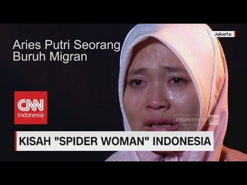 Air Mata Sang Juara, Kisah 'Spider Woman' Indonesia - Asian Games 2018