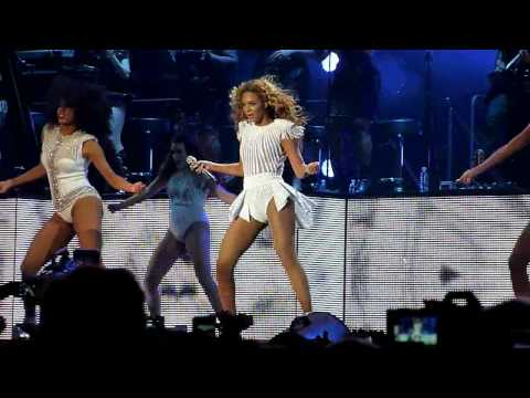 Beyoncé - End Of Time Live @ Bercy, Paris, 2013 HD