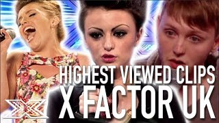 Video TOP 10 MOST VIEWED PERFORMANCES The X Factor UK MP3, 3GP, MP4, WEBM, AVI, FLV Juni 2019