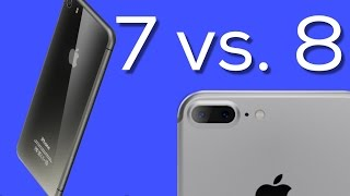 iPhone 7 is NOT boring, 8 ain't so great, iPhone, Apple, iphone 7
