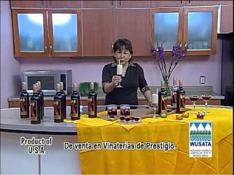 Quady Winery Red Electra featured on Sabrosas Conversaciones