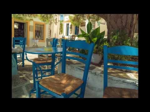 Photowalking timelapse in Paros, Greece