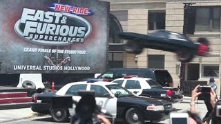 Nonton Fast & Furious—Supercharged ride grand opening at Universal Studios Hollywood Film Subtitle Indonesia Streaming Movie Download