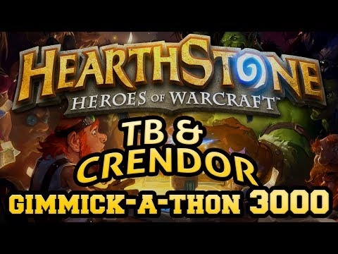 Totalbiscuit - TotalBiscuit and Crendor do some Hearthstone stuff. Check out Crendor's channel: http://youtube.com/wowcrendor Discuss this video on Reddit: http://reddit.co...
