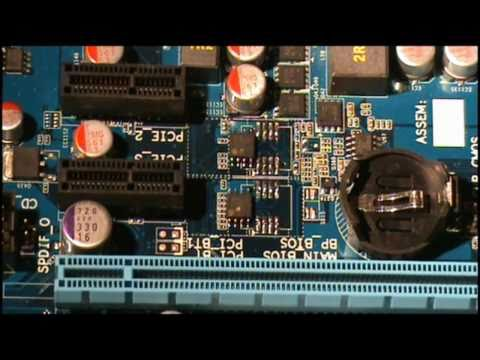 Recovering dead DualBIOS of Gigabyte GA-X38-DQ6 motherboard  - PART 1