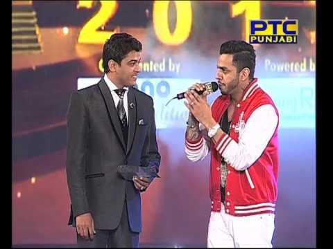 PTC PUNJABI MUSIC AWARDS 2013 WINNER (NON RESIDENT PUNJABI MUSIC DIRECTOR)