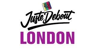 Ramelle & Harry Popper vs Geni Lou & Naomi | Popping Semi Final | Juste Debout 2016 | London | FSTV