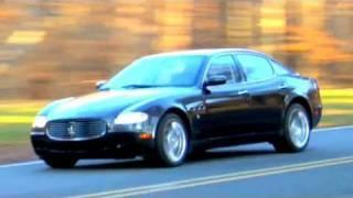 2008 Maserati Quattroporte Review - FLDetours