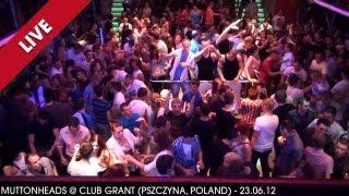 Pszczyna Poland  City new picture : Muttonheads @ Club Grant (Pszczyna, Poland) - 23.06.12 [HD]