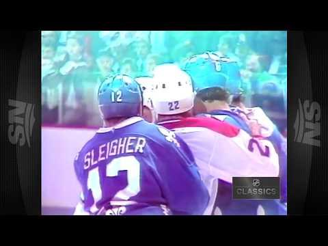 Video: NHL Classics: Nordiques vs. Canadiens, Adams Division Final, Game 6 - April 20, 1984