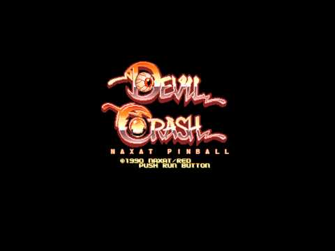 Devil's Crush PC Engine