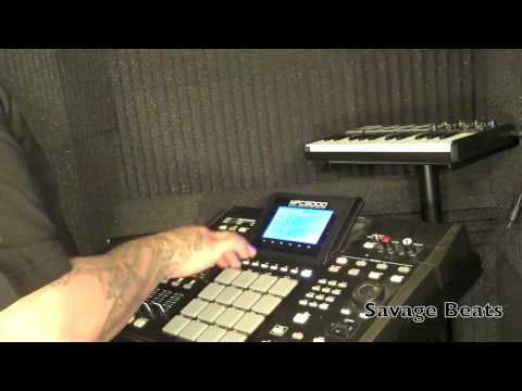 TAGG's Sampling Producer Contest-Savage Beats 1st Entry