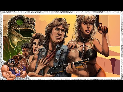 Roddy Piper's Hell Comes To Frogtown (1988) - OSW Review NU07