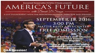 Niceville (FL) United States  city images : America's Future with Dinesh D'Souza