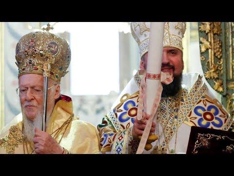 Перше богослужіння після надання Томосу (трансляція)