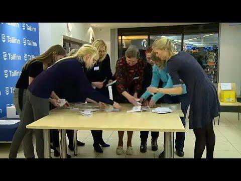Εσθονία-εκλογές: Νίκη της κεντροδεξιάς- Εντυπωσιακή άνοδος της ακροδεξιάς…