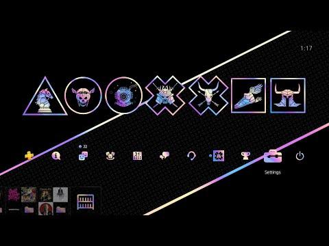 PlayStation 2019 Wrap-Up   Dynamic Theme + Avatars