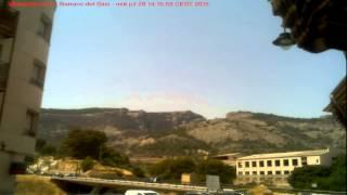 Timelapse 29-07-2015 Alcoi - Barranc del Sinc