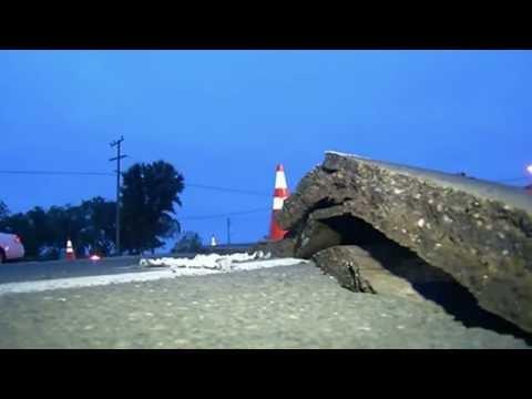 빅베어 인근 규모 3.4 지진 8.30.16 KBS America News