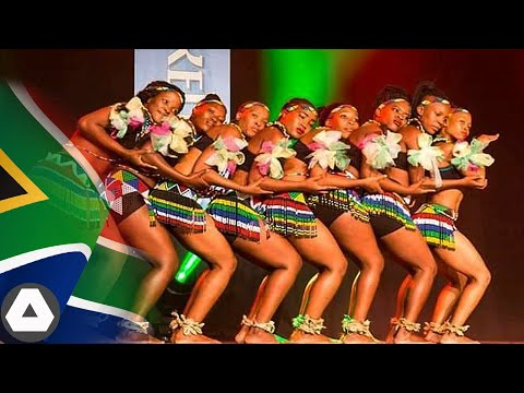 9 Amazing African Traditional Dance Moves (SOUTH AFRICA) 🇿🇦