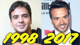 Video The Evolution of Luis Fonsi (1998-2017) MP3, 3GP, MP4, WEBM, AVI, FLV Juli 2018