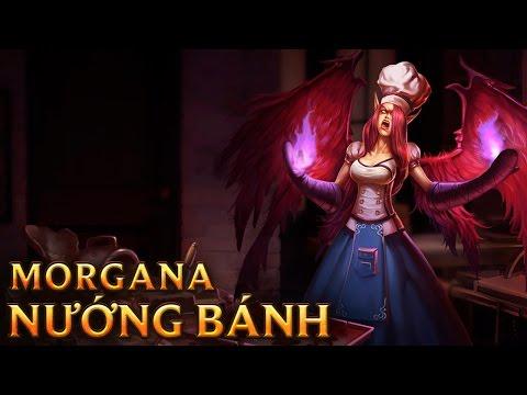 Morgana Nướng Bánh
