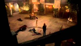 The Originals 1x10 Rebekah stabs Marcel & tells Davina that she can trust her
