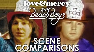 Love   Mercy  2016    Scene Comparisons