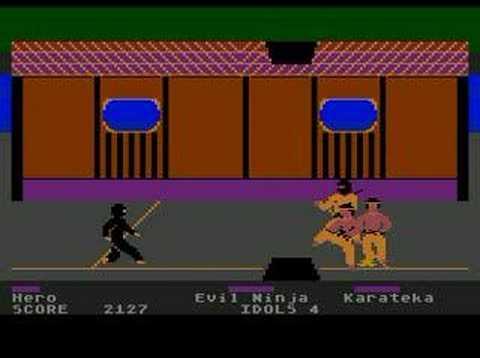 Ninja Atari