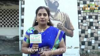 Sri Priya at Ramasamiyin Anjal Short Film Screening