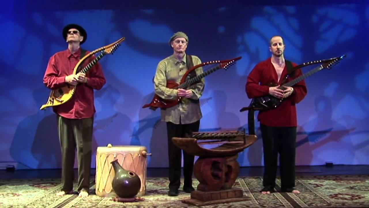 Electric Harp Guitar Group