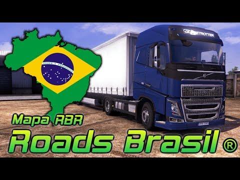 Brasil map v3.0