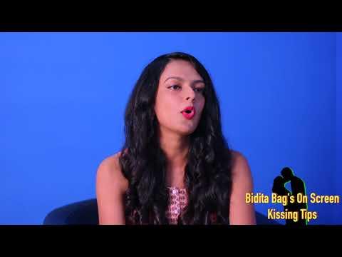 Bidita Bag's EXPERT Advice KISSING Onscreen! | Babumoshai Bandookbaaz