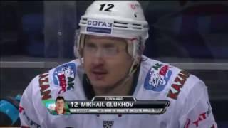 Динамо Мск - Ак Барс1-2