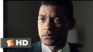 Concussion (2015) - I'm Here For Science Scene (7/10) | Movieclips
