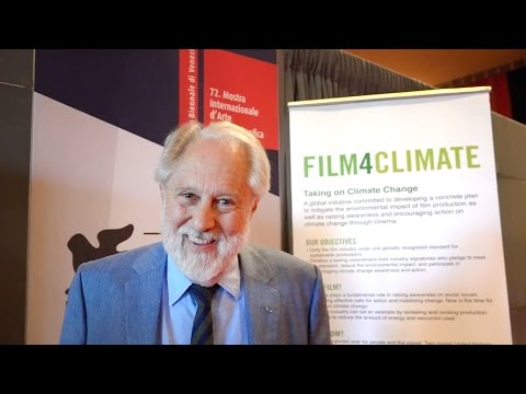 Lord David Puttnam talks climate change and filmmaking | Official Website of David Puttnam | Atticus Education | Climate Change