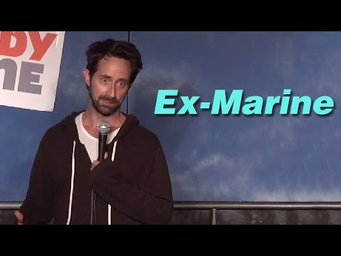 Comedy Time - Stand Up Comedy by Claude Shires – Ex-Marine