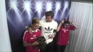 Video David Beckham Bikin Kejutan di Photobooth MP3, 3GP, MP4, WEBM, AVI, FLV April 2017