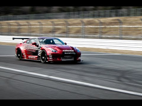 Nissan  Nissan GT-R 35RX Speed Tested at Fuji Speedway