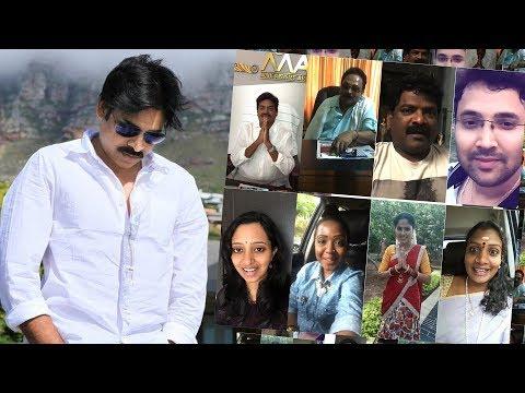 Song on Pawan Kalyan by Rajkiran appreciated by Celebs