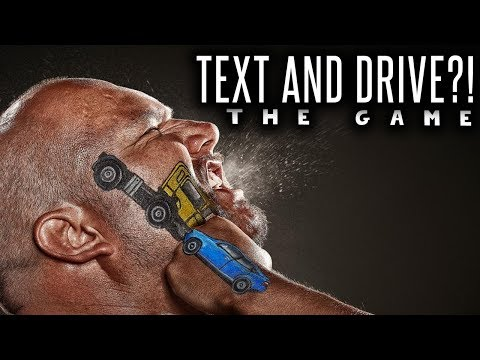 text - Watch to the end of this video (It's worth it). Also wanna point out: DON'T text while driving, thanks! Check out our Website! ▻ http://www.pewdiepie.net Cli...