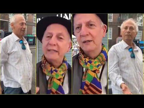 Ghanaians in UK Stunned by Obroni- Whiteman speaking Asante Twi..