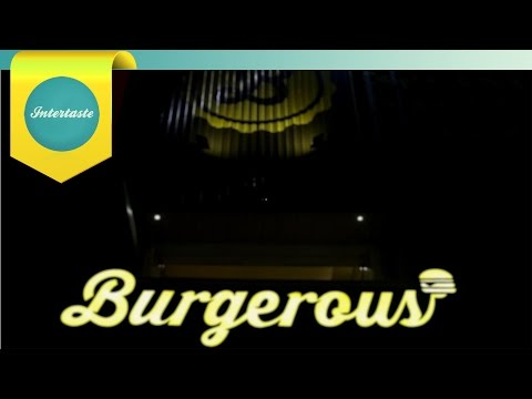 INTERTASTE: Burgerous – Interior Design