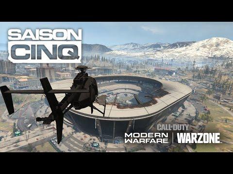 Call of Duty : Modern Warfare : Call of Duty : Modern Warfare® & Warzone - Trailer Officiel de la Saison 5