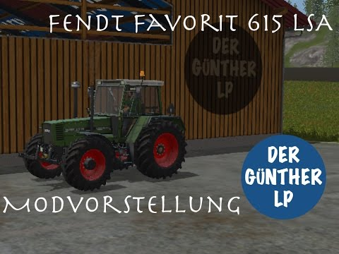 Fendt Favorit 615 LSA v1.2