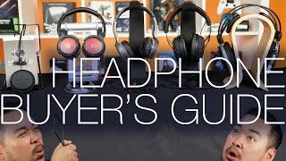 Video Headphone Buyer's Guide On-Ear vs Over-Ear vs Earbuds MP3, 3GP, MP4, WEBM, AVI, FLV Juli 2018
