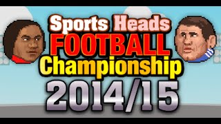 Sports Heads Football Championship 2014 Walkthrough